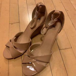 Madison wedge heels